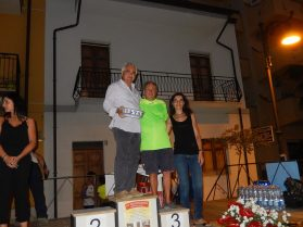 Premiazione I Memorial Stefano Salmeri - Falcone - 43