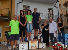 Premiazione I Memorial Stefano Salmeri - Falcone - 7