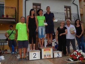 Premiazione I Memorial Stefano Salmeri - Falcone - 8