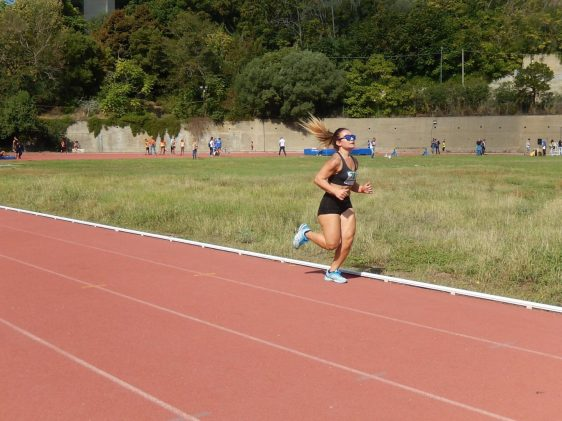 Campionato Provinciale 5 Km su pista - 100