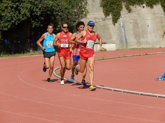 Campionato Provinciale 5 Km su pista - 46