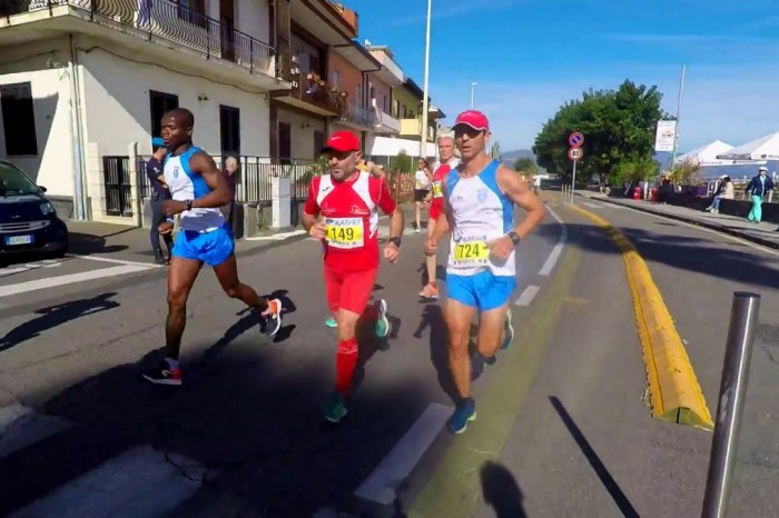 VI Maratonina Blu Jonio - 29 ottobre 2017