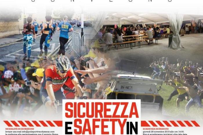 """Convegno bis """"La Sicurezza e la Safety nelle Manifestazioni Pubbliche"""""""