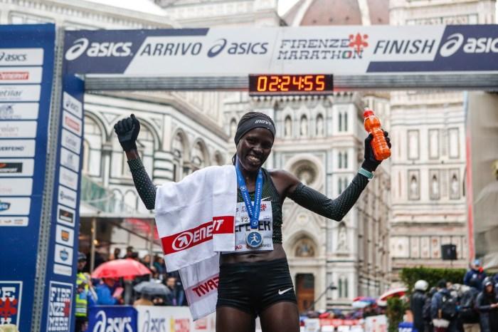 Firenze Marathon 2018: vittoria e record per l'israeliana Salpeter
