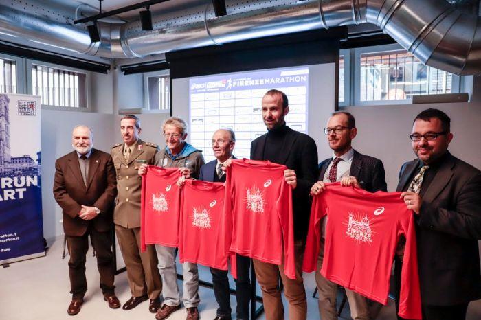 Presentata la Firenze Marathon numero 35
