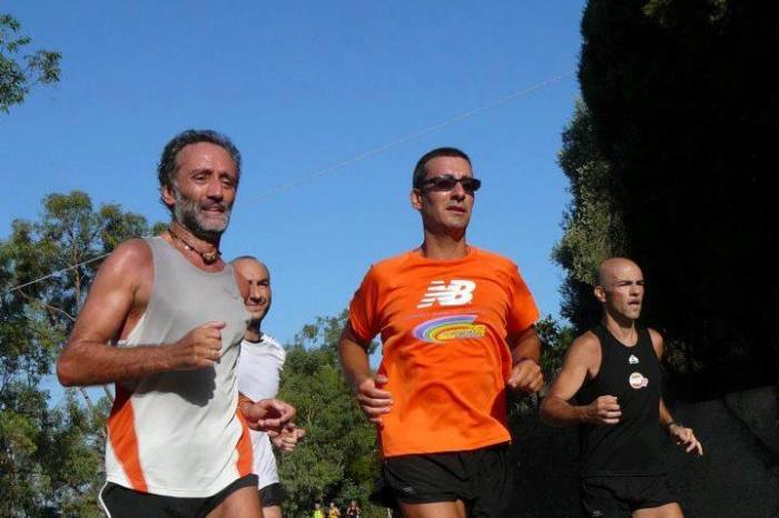Un allenamento di gruppo per ricordare Filippo Romano