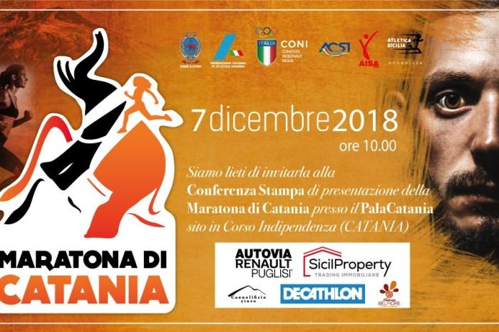 """Sipario alzato sulla """"Maratona di Catania"""""""