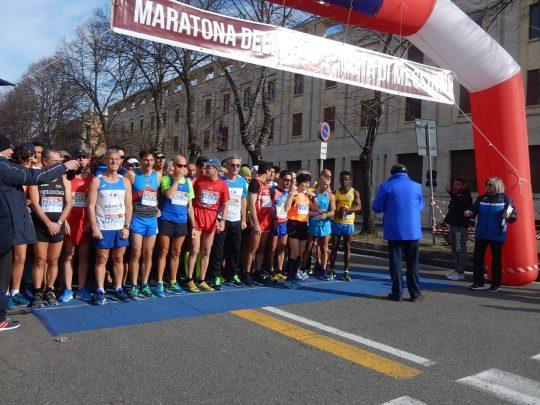 301 - Messina Marathon 2019
