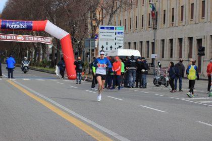 447 - Messina Marathon 2019