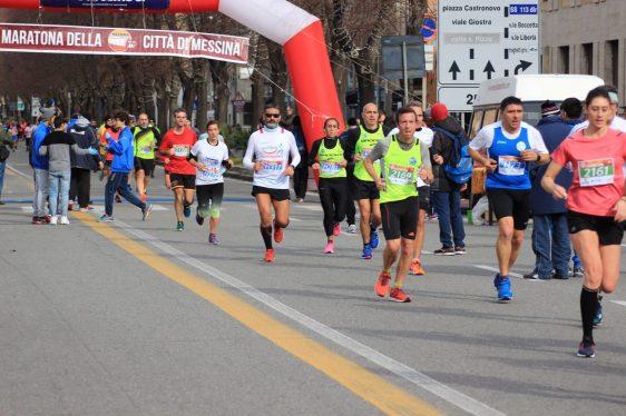 601 - Messina Marathon 2019