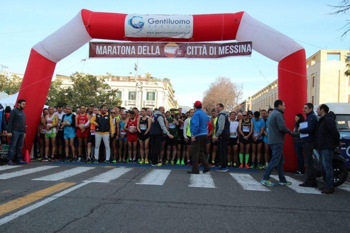 Domenica l'undicesima Messina Marathon. Tutte le info sulla viabilità