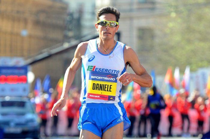 Daniele Meucci batte il record italiano nella 10 km di Valencia