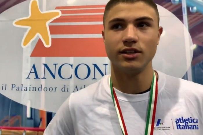 Melluzzo, titolo italiano indoor nei 60 metri