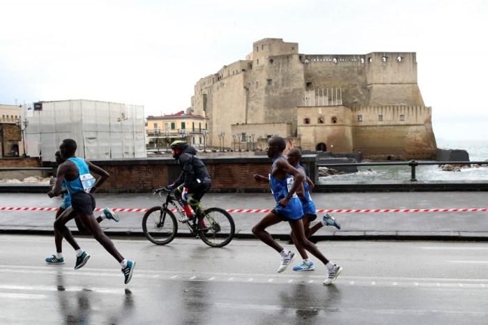 """I top runners della """"Napoli City Half Marathon"""""""