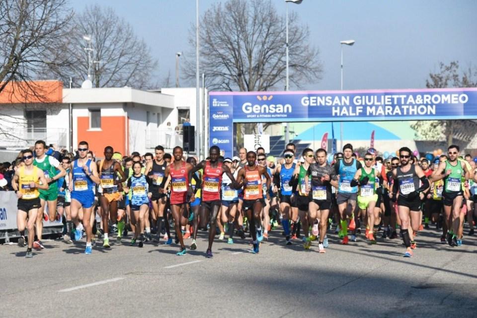 Giulietta&Romeo Half Marathon, vincono Straneo e Ndorobo