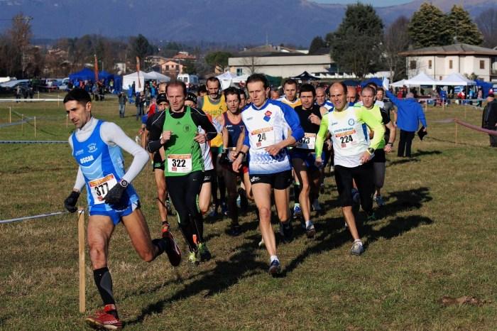 Campionato di campestre il 3 febbraio a Rometta Marea