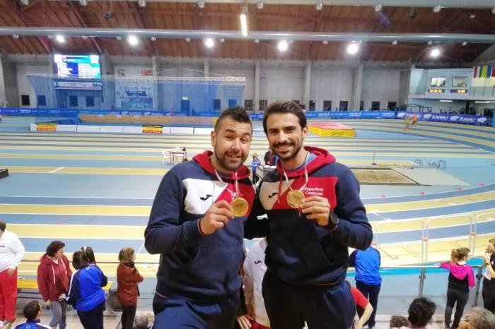 Umberto Marin e Andrea Augimeri puntano ai titoli Tricolori