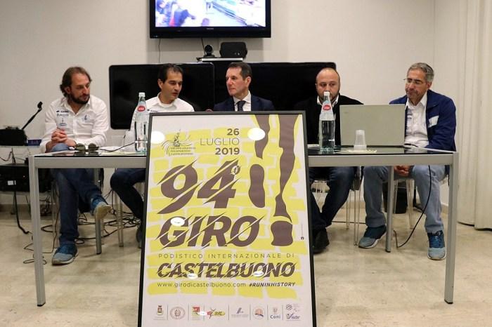Giro di Castelbuono: primo passo ufficiale verso la 94^ edizione