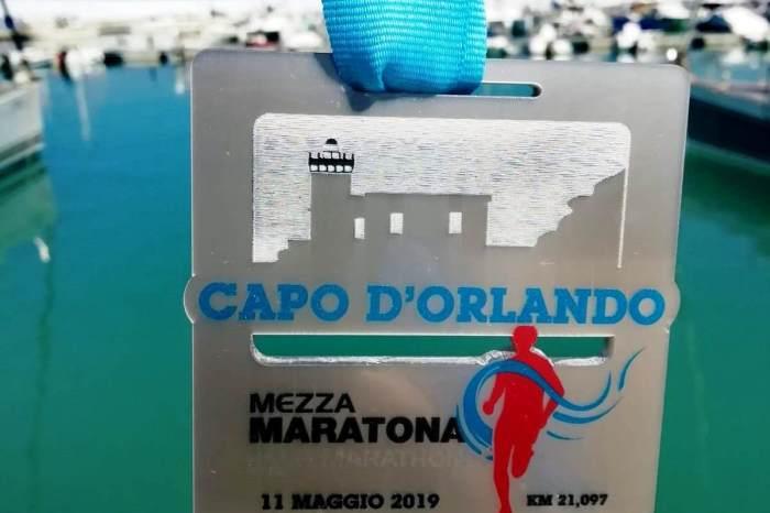 """Titoli regionali in palio alla """"9^ Mezza Maratona di Capo d'Orlando"""""""