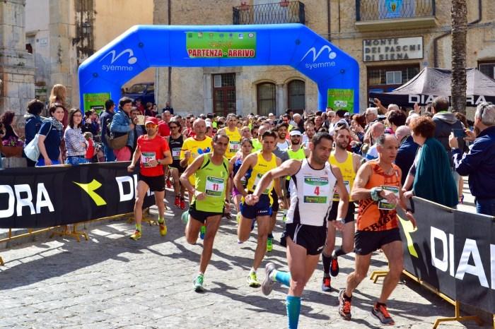 Running Sicily, Agnello e Di Carlo favoriti a Cefalù