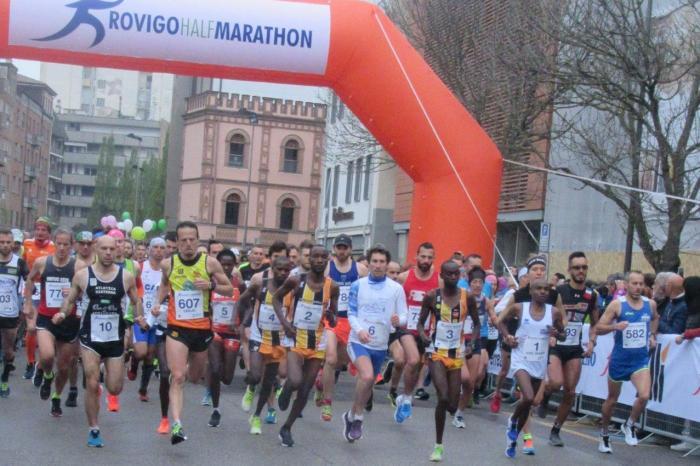 "Doppietta keniana alla ""Rovigo Half Marathon"""