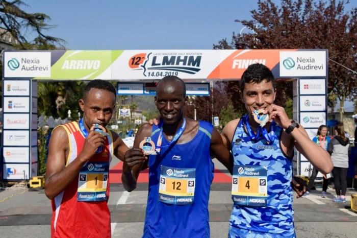 Lago Maggiore Half Marathon, la sorpresa è italiana