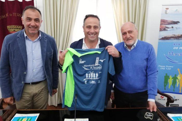 """Presentata la """"XIX Maratonina Città di Terrasini"""""""