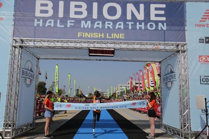 La Bibione Half Marathon va a tutta birra…