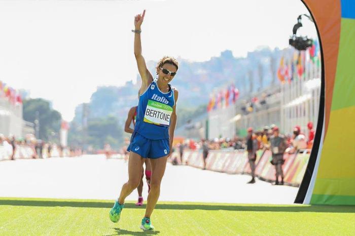 Niente Mondiali per la maratoneta Catherine Bertone