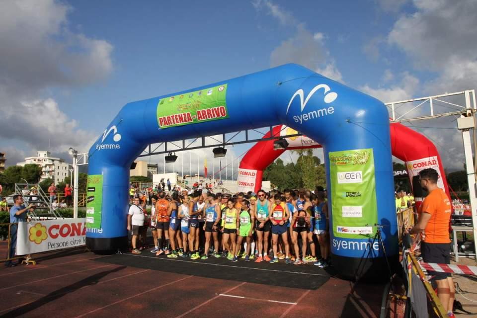 A Palermo ad ottobre il campionato italiano di mezza maratona