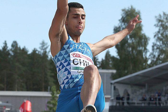 Il reggino Gabriele Chilà in finale agli Europei Under 23