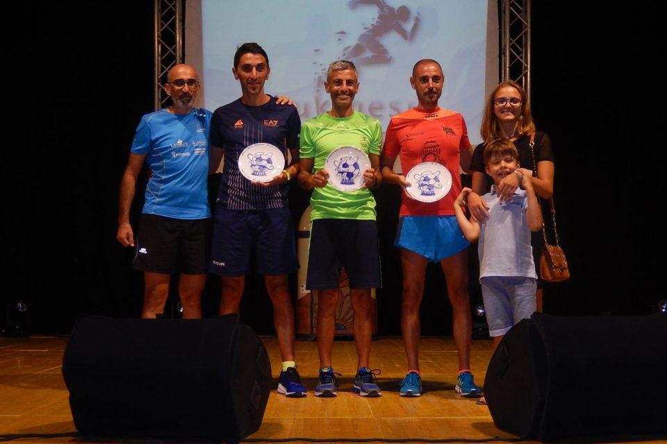 Premiazioni Falcone Corre 2019