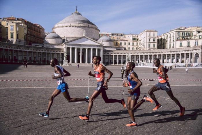 Il Napoli va in trasferta per la City Half Marathon