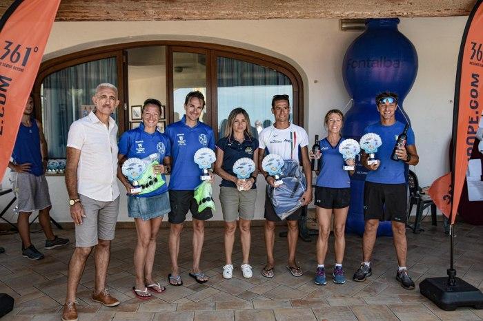 """Franzese e la Donnini vincono il """"19° Giro a Tappe delle Eolie"""""""