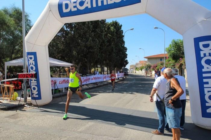 Foto Arrivi 10 Km di Capo Peloro - IV Trofeo Luigi Cacopardi - 2