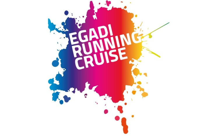 Week end di festa per l'Egadi Running Cruise
