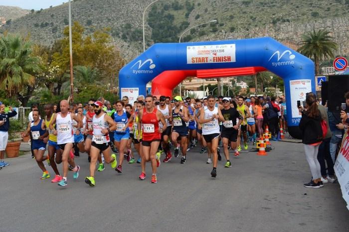 Palermo International Half Marathon, oltre 900 al via
