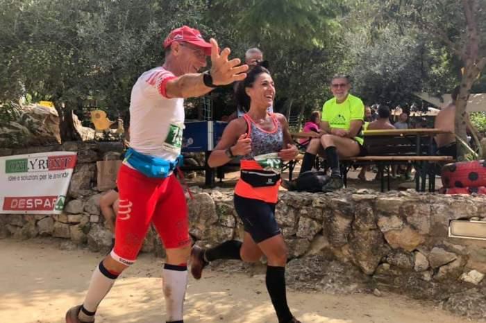 """Maria Silipigni vince il """"Trail dei due Golfi"""""""