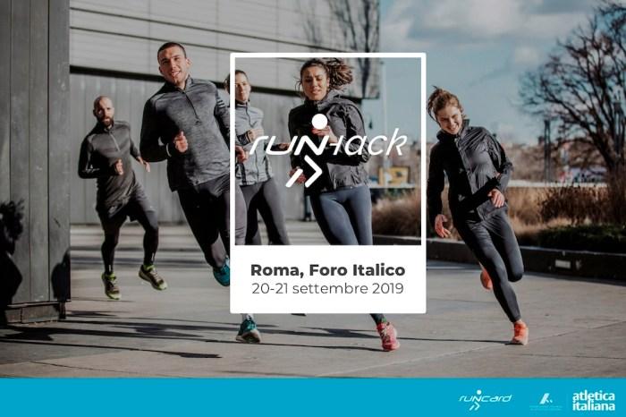 A Roma c'è runHACK, l'hackathon che corre