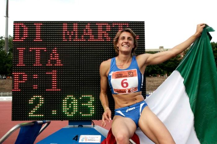 Antonietta Di Martino, il bronzo iridato con 10 anni di ritardo