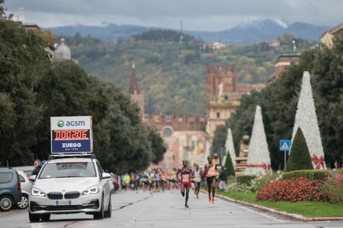 """""""Verona Marathon"""" tra conferme e novità"""