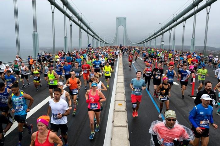 """Al via la 49esima """"Maratona di New York"""""""