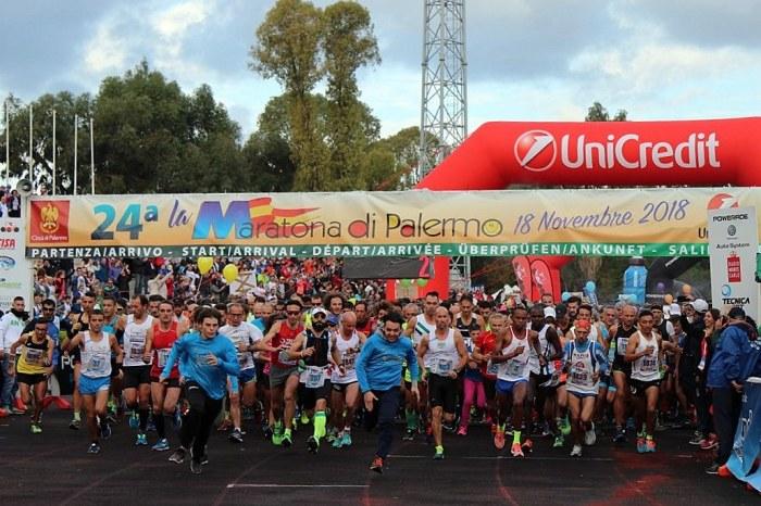 """Presentazione """"XXV Maratona di Palermo"""""""