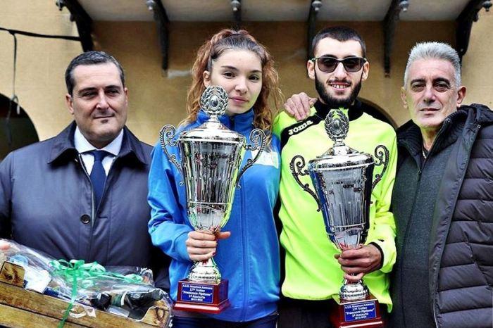 Trofeo Pipitone a Laudicina e Mammina