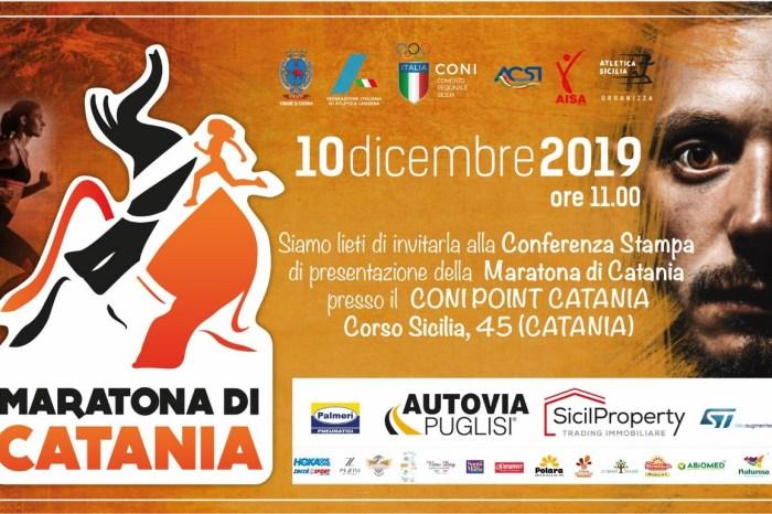 Presentazione della Maratona di Catania