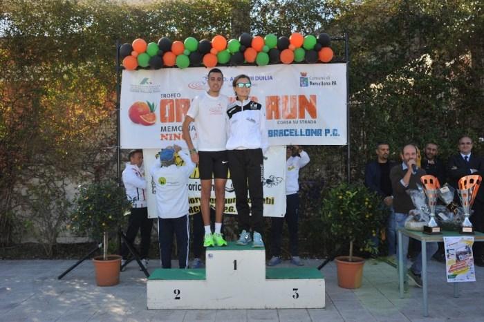 """""""Orange Run"""" nel segno di Sahran e Sukharyna"""