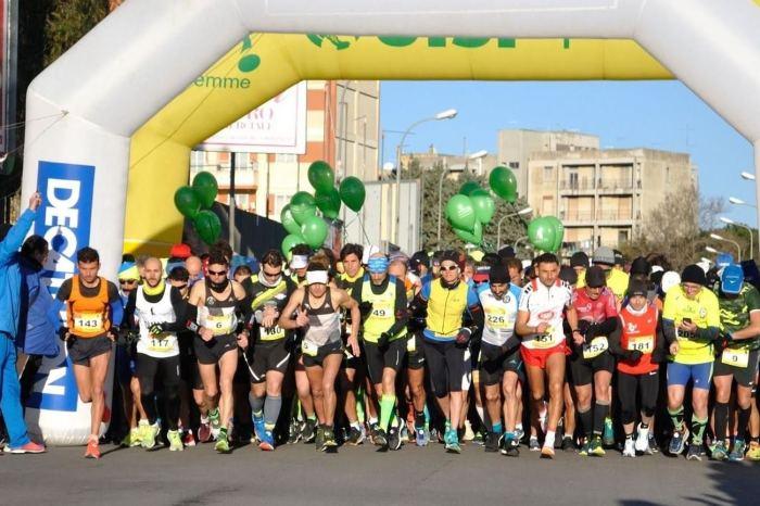 Il nuovo decennio delle maratone siciliane si apre a Ragusa