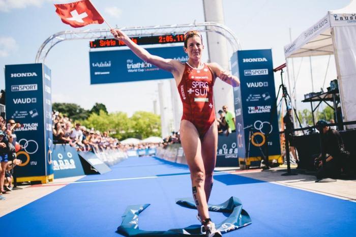 Triathlon: stop della ITU a tutte le gare