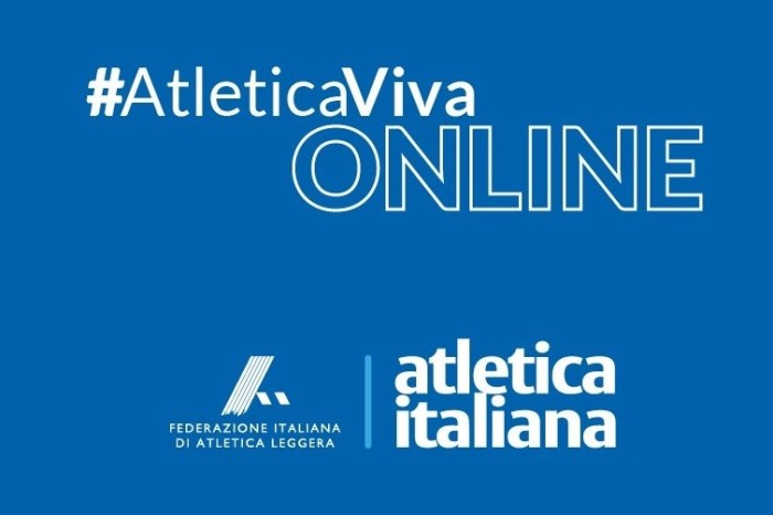 AtleticaViva Online: allenarsi con gli azzurri