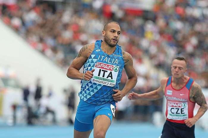 A Trieste 100 metri con Jacobs, sfida Randazzo-Trio nel lungo